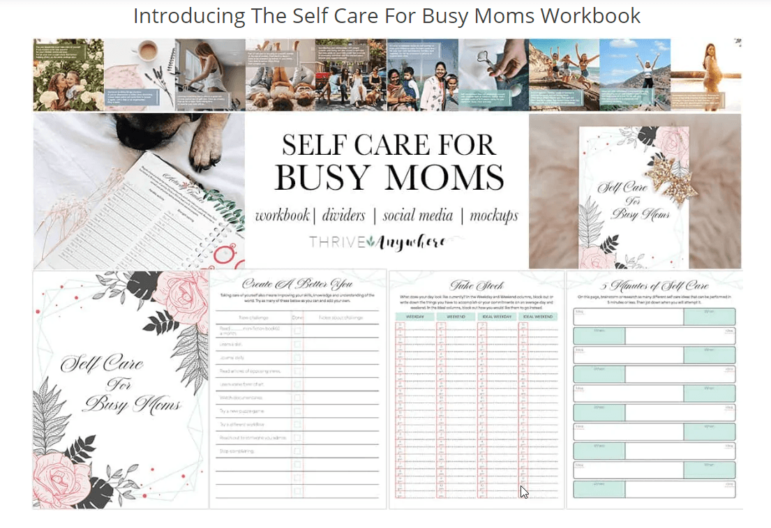 Self-Care for Busy Moms Review
